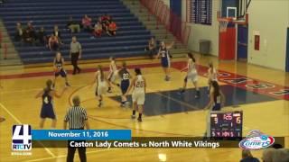 Caston Girls Basketball vs. North White