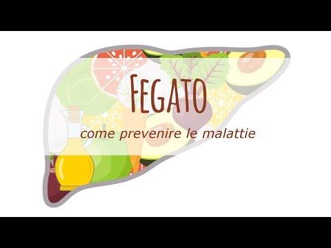 come prevenire malattie al fegato attraverso l'alimentazione!