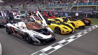 Video $50 MILLION HYPERCAR GATHERING IN THE NETHERLANDS! MP3, 3GP, MP4, WEBM, AVI, FLV April 2019