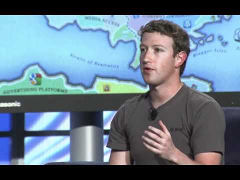 Mark Zuckerberg on Education Software
