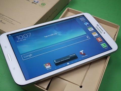 39963 - Samsung Galaxy Tab 3 SM-T315 16GB, Wi-Fi + 4G, 8in - White Tablet. *UNLOCKED*