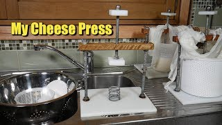 My Cheese Press - How it Works!