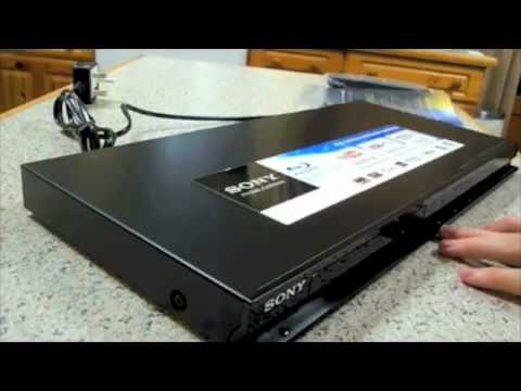 Sony BDPS370 Bluray player Review