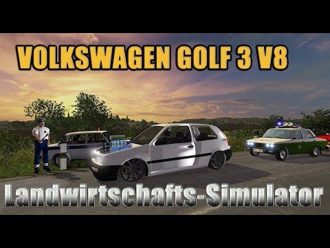 Volkswagen Golf 3 V8 v1.0