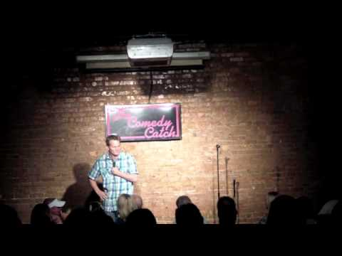 Heckler Wants to Fight Comedian