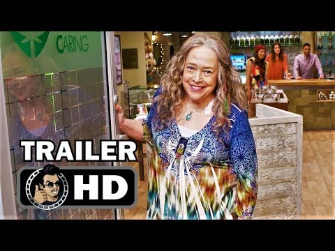 DISJOINTED Official Trailer (HD) Kathy Bates Netflix Marijuana Sitcom