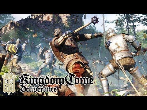 СРЕДНЕВЕКОВЫЕ ШКОЛЬНИКИ ► Kingdom Come: Deliverance (видео)