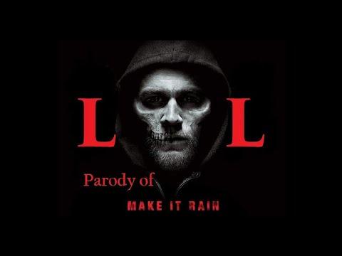 "League of Legends Parody of ""Make It Rain"" by Ed Sheeran"