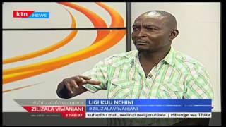 Zilizala Viwanjani,Ligi Kuu Nchini,KTN News,KTN,Abulah Ahmed