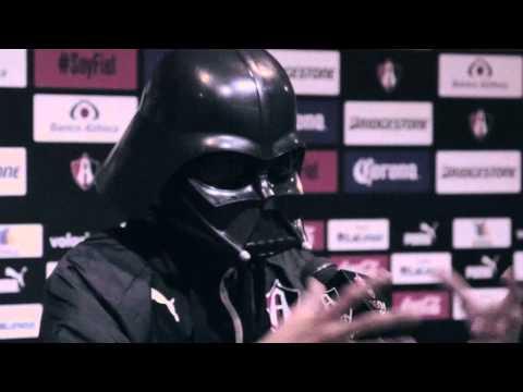Atlas ficha a Vader