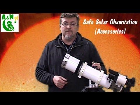 Safe Solar Observation (Accessories)