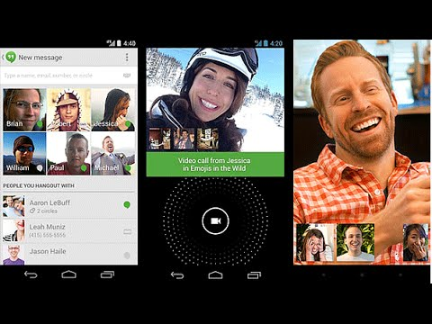 Best Video Chat Apps for Android: Video Call 2016 - Google Duo