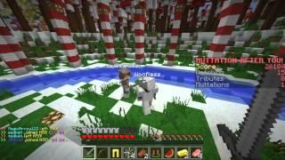 Minecraft Hunger Games w/Nooch, Bajan Canadian&Woofless