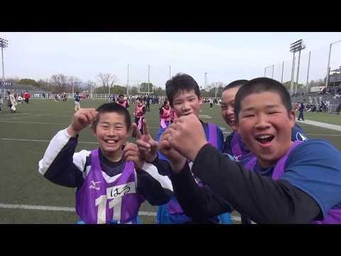 2018 第8回エキスポフラッシュカップ 豊中市立新田小学校vs守口市立錦小学校