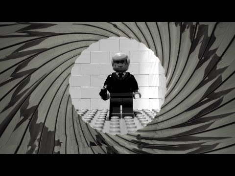 lego - A Lego remake of the opening scene from Casino Royale. Carefully and painstakingly remade, frame for frame! More Lego videos at http://www.bricktease.com Sid...