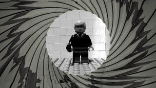 Lego Casino Royale - YouTube