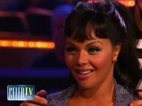 Dancing With The Stars-Lil Kim Wardrobe Multifunction on