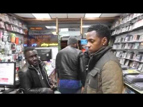 BOOTLEGGERS SELLING JAMAICAN MAFIA