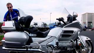 8. 2005 Honda GoldWing