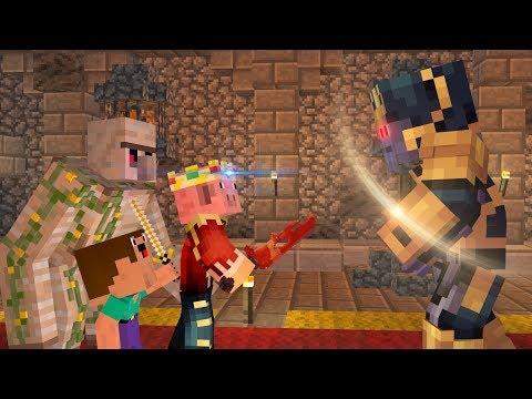 Infinity War: Part 2 - Minecraft Animation