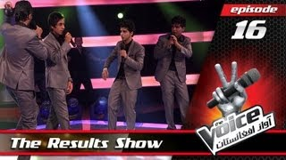 The Voice of Afghanistan Episode 16 - Results Show