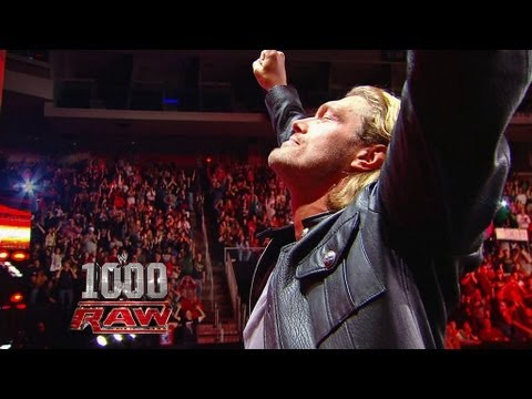 Edge retires - Raw's 1000 episode airs on July 23