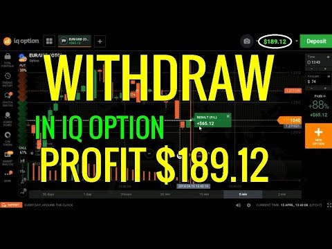 iq option strategy   This strategy is 100% profitable for real account   Binary option live trading