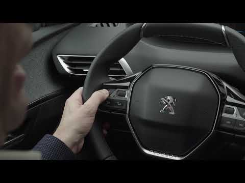 Apple CarPlay y Android Auto en el Peugeot 3008