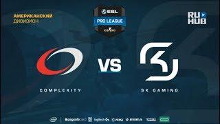 compLexity vs SK Gaming - ESL Pro League S7 NA - de_train [MintGod, SleepSomeWhile]
