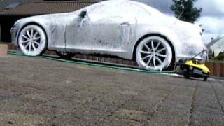 Snow Foam the SLK