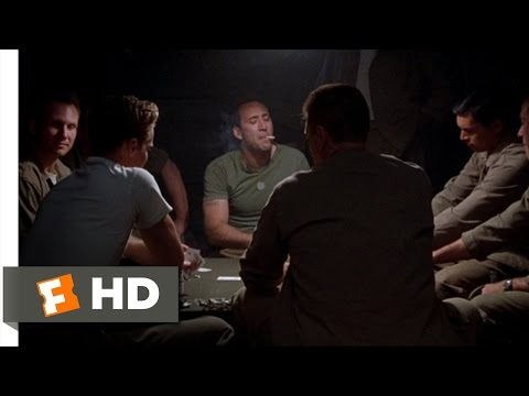 Windtalkers (4/10) Movie CLIP - Camp Poker Game (2002) HD