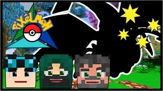 FIRST WILD SHINY EVOLUTION!! | Pokémon Trinity | Minecraft #12