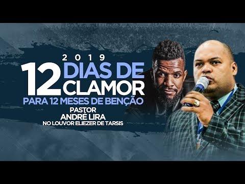 12 Dias de Clamor 2019 I Elizer e Pr Andre