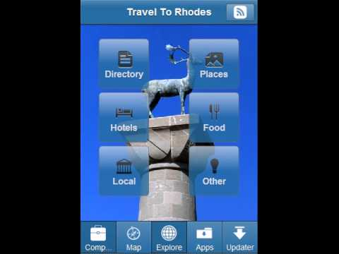 Video of Travel to Rhodes
