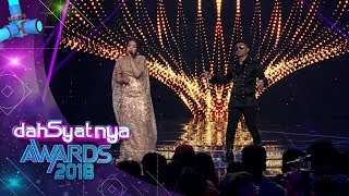 "Video DAHSYATNYA AWARDS 2018 | Via Vallen Feat Judika, ""Sayang"" [25 JANUARI 2018] MP3, 3GP, MP4, WEBM, AVI, FLV Juni 2018"