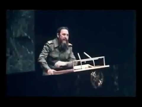 Fidel Castro Rede UNO 1979 (Discurso Poetico) deuts ...