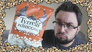 "MJ is happy to rip open a bag of the pretentiously titled ""Poshcorn"" by Tyrrell's which is ironically, far from posh-tasting. ►Our Podcast : http://shoutengine.com/FRUKUnwrappedTheFoodReviewUKPodcast/►My Comedy : http://www.youtube.com/user/JamiesonComedy► My Movie Reviews: https://www.youtube.com/channel/UCbQ3rZXwS6quktVPLojG7dg►My Let's Plays: https://www.youtube.com/channel/UCuvxtcDOJPjFdwSmaSMSjFQ►My VLOG : http://www.youtube.com/user/MichaelJamiesonsLife►ReZ Daily : http://www.youtube.com/c/ReZourcemanDaily►Nate's Channel https://www.youtube.com/user/NaynaPeterson►Gossi's Channel https://www.youtube.com/user/Gostiano►The FRUK Buddies Playlist https://www.youtube.com/playlist?list=PLe85i3ke1QZjE4c1wGl0wBJblQVni5Ff8►T-Shirts : http://foodreviewuk.spreadshirt.co.uk►Website - - - http://www.FoodReviewUK.com►Twitter - - - - http://www.twitter.com/FoodReviewUK ►Instagram - - http://www.instagram.com/frukgram►MJ's Instagram - - http://www.instagram.com/rezourcemanBusiness Enquiries - michaeljamiesoncomedy@gmail.com"