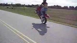 pretty much the best wheelie ever