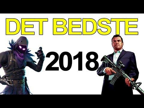 ALT DET BEDSTE FRA 2018 - Jannik I Spil