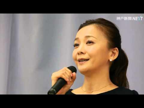 「震災コンサート」出演の歌手・華原朋美さんと高石ともやさんらが会見
