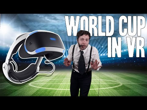 World Cup 2018 On PSVR | 3 To 4 NEW PSVR GAMES OUT TODAY