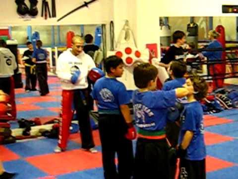 Allenamento bimbi 2010 team Collovigh