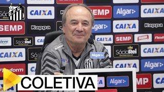 Confira como foi a coletiva de imprensa do técnico Levir CulpiInscreva-se na Santos TV e fique por dentro de todas as novidades do Santos e de seus ídolos! http://bit.ly/146NHFUConheça o site oficial do Santos FC: www.santosfc.com.brCurta nossa página no facebook: http://on.fb.me/hmRWEqSiga-nos no Instagram: http://bit.ly/1Gm9RCSSiga-nos no twitter: http://bit.ly/YC1k82Siga-nos no Google+: http://bit.ly/WxnwF8Veja nossas fotos no flickr: http://bit.ly/cnD21USobre a Santos TV: A Santos TV é o canal oficial do Santos Futebol Clube. Esteja com os seus ídolos em todos os momentos. Aqui você pode assistir aos bastidores das partidas, aos gols, transmissões ao vivo, dribles, aprender sobre o funcionamento do clube, assistir a vídeos exclusivos, relembrar momentos históricos da história com Pelé, Pepe, e grandes nomes que só o Santos poderia ter.Inscreva-se agora e não perca mais nenhum vídeo! www.youtube.com/santostvoficial-------------------------------------------------------------** Subscribe now and stay connected to Santos FC and your idols everyday!http://bit.ly/146NHFUVisit Santos FC official website: www.santosfc.com.brLike us on facebook: http://on.fb.me/hmRWEqFollow us on Instagram: http://bit.ly/1Gm9RCSFollow us on twitter: http://bit.ly/YC1k82Follow us on Google+: http://bit.ly/WxnwF8See our photos on flickr: http://bit.ly/cnD21UAbout Santos TV: Santos TV is the official Santos FC channel. Here you can be with your idols all the time. Watch behind the scenes, goals, live broadcasts, hability skills, learn how the club works, exclusive videos, remember historical moments with Pelé, Pepe and all of the awesome players that just Santos FC could have. Subscribe now and never miss a video again! www.youtube.com/santostvoficial