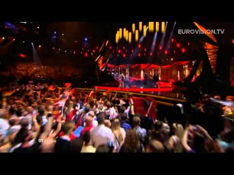 france - Powered by http://www.eurovision.tv France: Amandine Bourgeois - L'enfer Et Moi live at the Eurovision Song Contest 2013 Grand Final.