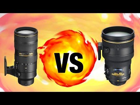 Nikon 70-200mm f2.8 VS 200mm f2 Prime
