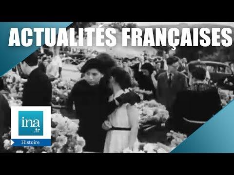 Après la tuerie de Philippeville | Archive INA