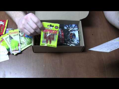 Mystery Tackle Box April 2015 – Panfish Box