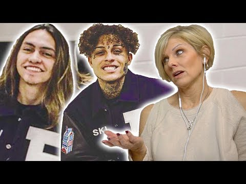 Video Mom REACTS to Lil Skies - Nowadays ft. Landon Cube (Dir. by @_ColeBennett_) download in MP3, 3GP, MP4, WEBM, AVI, FLV January 2017
