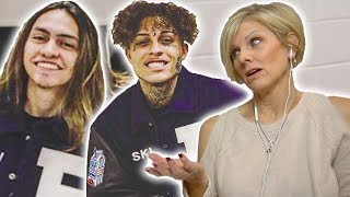 Download Lagu Mom REACTS to Lil Skies - Nowadays ft. Landon Cube (Dir. by @_ColeBennett_) Mp3