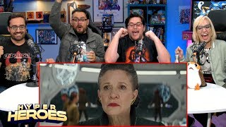 Video Star Wars: The Last Jedi Trailer (Official) Reaction MP3, 3GP, MP4, WEBM, AVI, FLV Oktober 2017